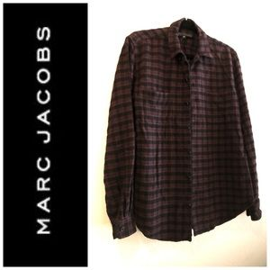 Marc by Marc Jacobs Wool Shirt M.